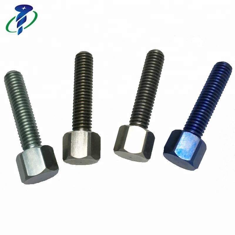 Low Price M6 Titanium Bolt Screw For Motorcycle Made In Dongguan - Buy  Titanium Bolt Screw,Titanium Fastener For Motorcycle,Price For Titanium  Screws