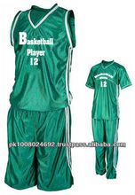 Hot-selling Men's Basketball Uniforms 2012