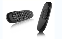 2.4GHZ Mini Keyboard 2.4GHz Wireless Gyro Fly/ Air Mouse with Qwerty Kewireless air mouse air mouse Wireless