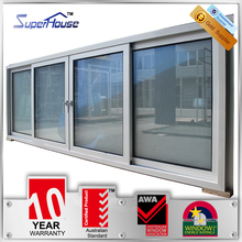 China product anti noise sliding electric house windows