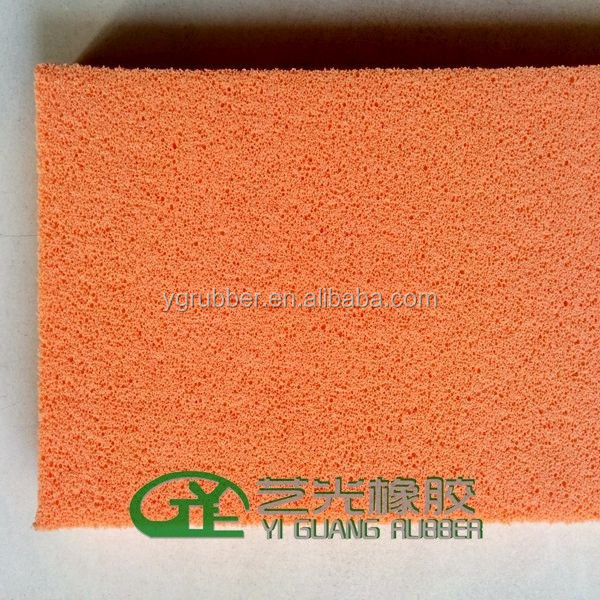 cleaning use natural sponge rubber