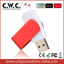 fancy pen drive lovely swivel usb design