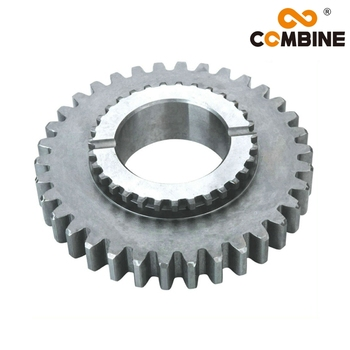 OEM high quality agricultural machine parts Steel gear