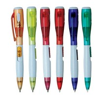Colorful multifunction led light pen
