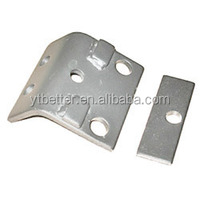 custom Made Sheet Metal Parts Made In China / Magnesium Sheet Metal Parts / 18 Gauge Sheet Metal