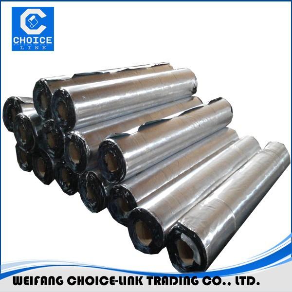 Roofing Felt Adhesive Bitumen Membrane Sheet Self Adhesive