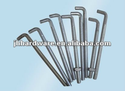 galvanized anchor bolt
