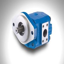 External hydraulic gear pumps