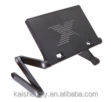 JLT adjustable laptop height adjuster with usb fans