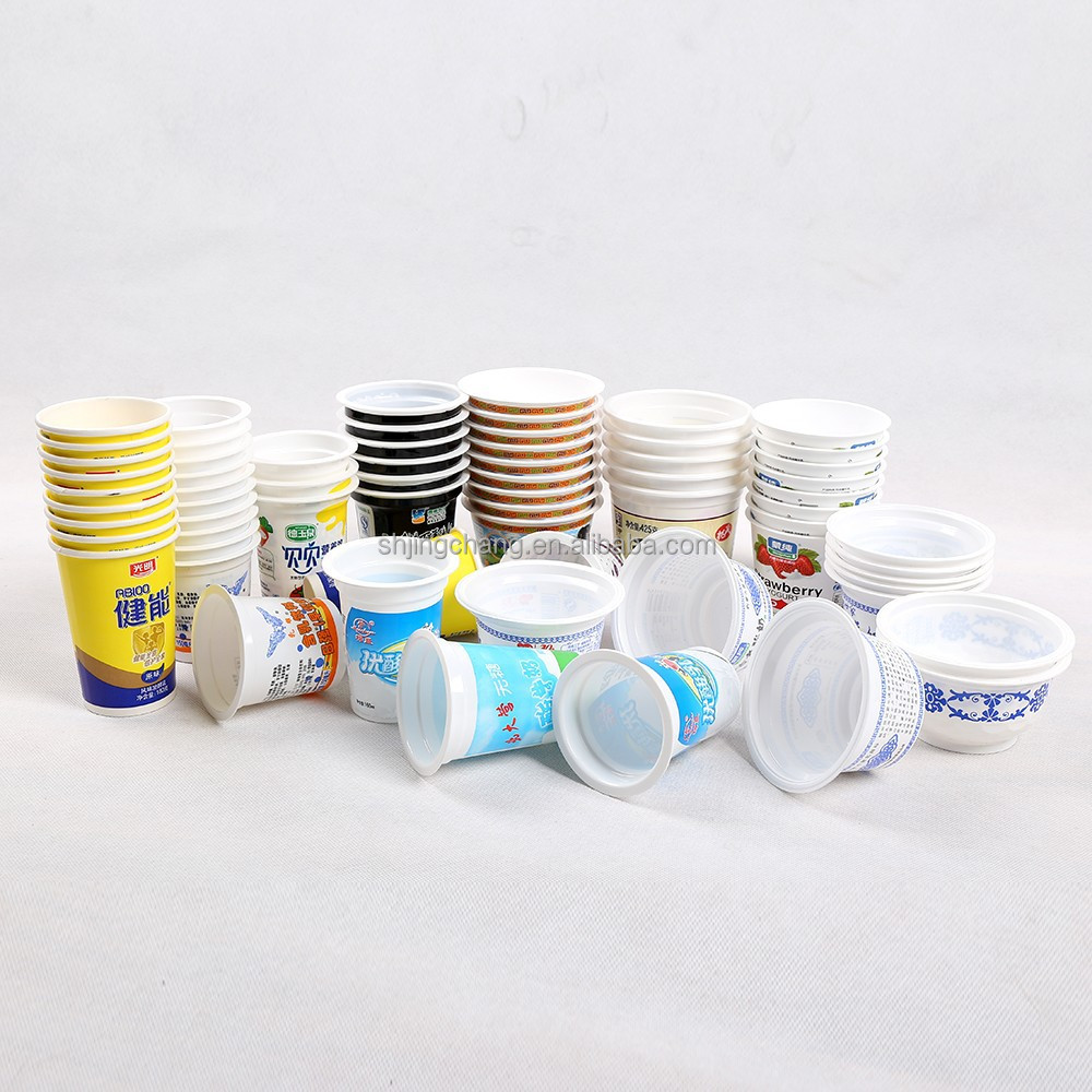 JC PP/PS disposable soybean packaging cups,bowls,cement bag packing
