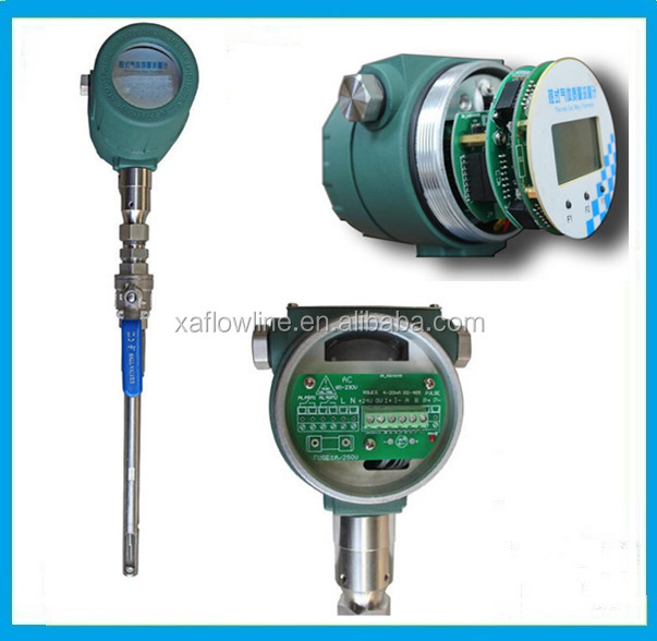 Mass Air Flow Meter , thermal mass air flow sensor/transmitter
