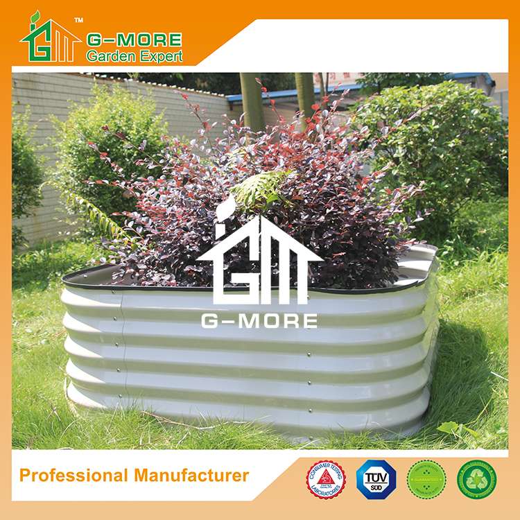 G-MORE 120 x 120CM Fast Assembly Raised Planters