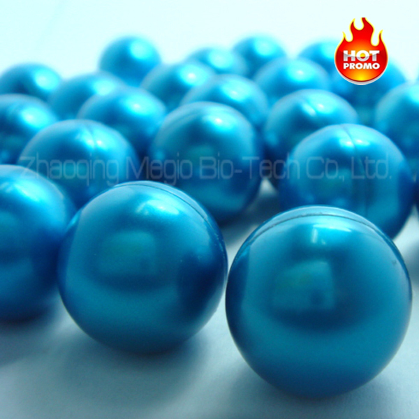 Biodegradable 0.68 Inch Paintball Balls for paintball pistol