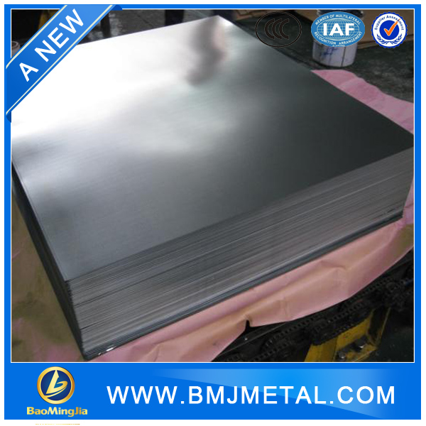 Factory Prices Electrolytic TFS Tinplate Sheet