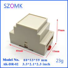 plastic box enclosure for gsm modem electrical control box