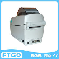 lp2824 printer for printing barcode id wristbands