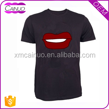 Factory produce t shirt design program custom designs