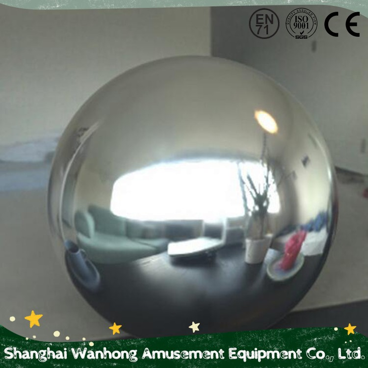Competitive Price Commercial Mirror Ball/Mirror Balloon Inflatable