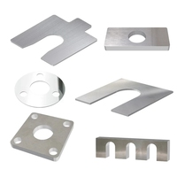 Customized Precision Metal Stamping Parts With Laser Cutting Parts CNC Punching Service, WELDON Sheet Metal Fabrication