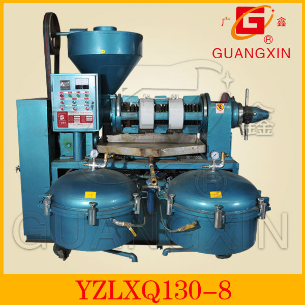 cold pressed vegetable oil making machine