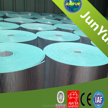 Bubble Thermal Insulation Material Foil Building Heat Reflective Roofing Sheet Resistant Wrap Fabric Ceiling Flooring with low p