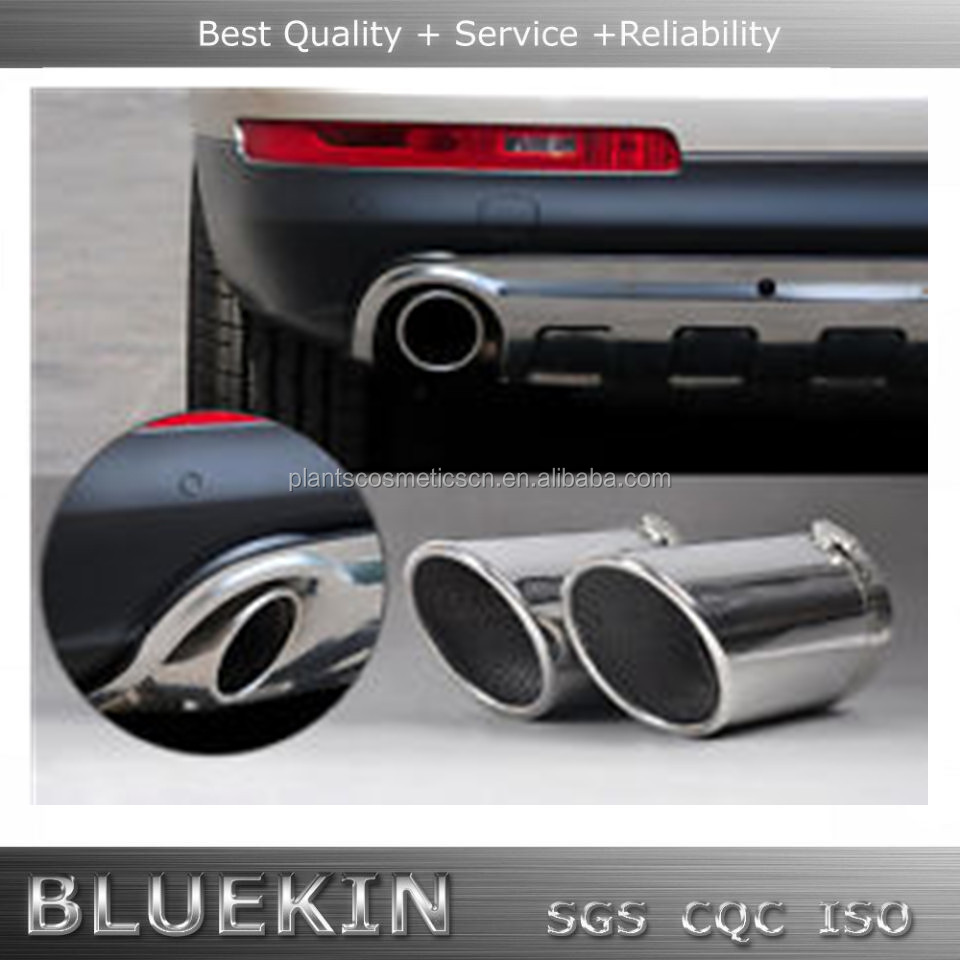 Tail Pipe & Muffler Exhaust Tip