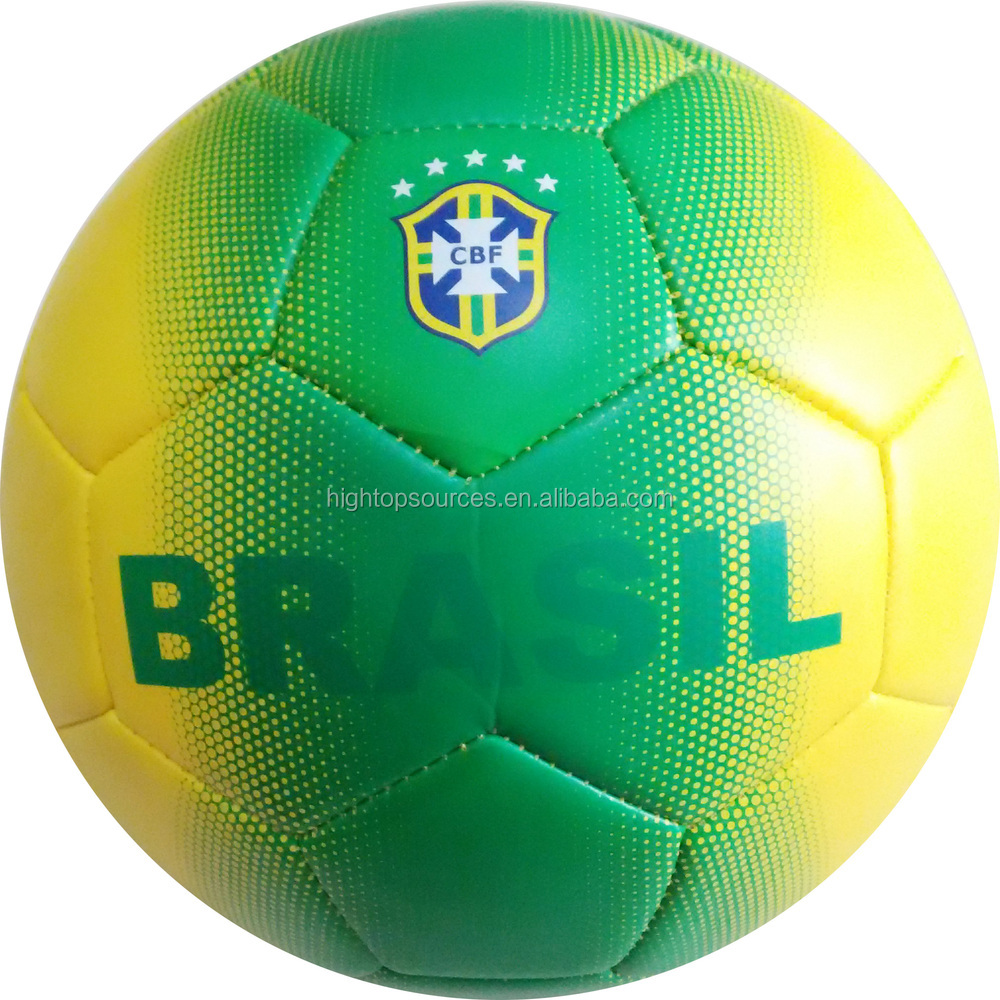 2014 Brazil Soccer ball/ high quality soccer ball for match