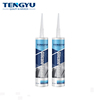 Weatherproof acetoxy sealant silicone adhesive for fish tank