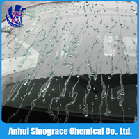 Super hydrophobic glass liquid coating for car body in Japan