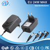 Power supply EURO version 12V 2A power adapter for LED strip
