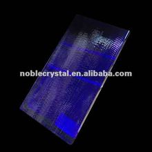 Blue Crystal K9 Raw Material Sheet