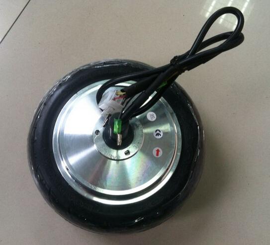 8 Inch Permanent Magnet Electrical Self Balancing Hub