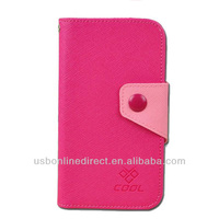 PU leather card slot cases for IPhone with magnet,Leather Wallet Pouch Flip Case Cover Protector For iPhone 5 5s 5c 8 colors