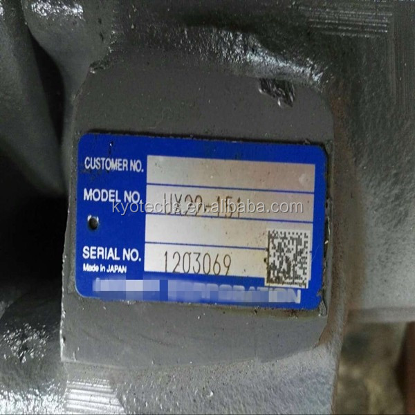 MAIN PUMP FOR 708-2H-00027 708-2H-00026 708-2H-00022 708-2H-00031 708-2H-00030 708-2H-00032