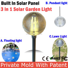 Portable Solar Lighting Kits For Outdoor Lighting Battery Decoration