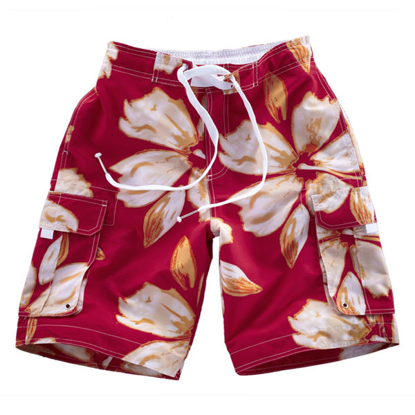 Hawaiian Beach Shorts Men Surf Board Shorts - Buy Surf Board ...