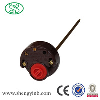 single ranco type thermostat for water heating elements