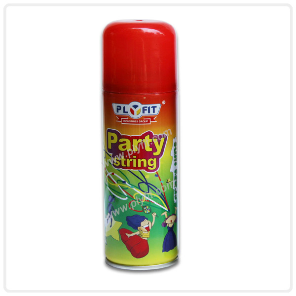 Wholesale Artificial Party Colorful Strings Spray