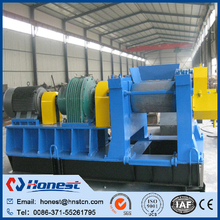 Waste tire reclaimed rubber machinery/tire reclaimed rubber plant/used tire machine