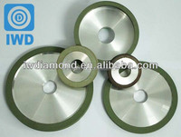 Abrasive Tools/ Vitrified bond diamond grinding wheels for PCD tools, Tungsten steel, ceramic