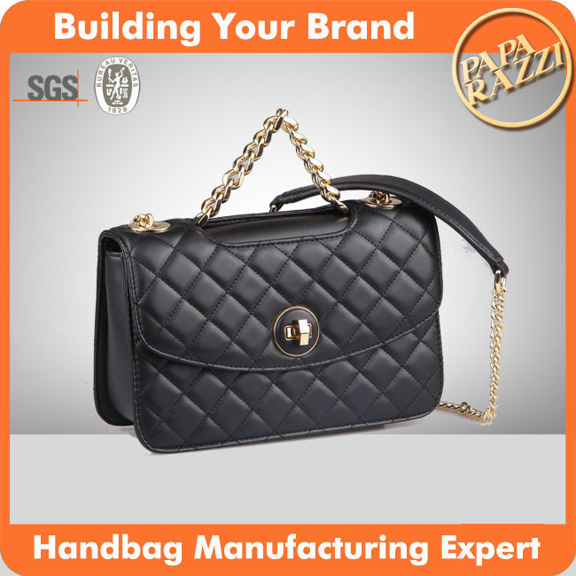 3886-2016Handbag famous branded fashion yiyi leather ladies cross body hand bag women handbags