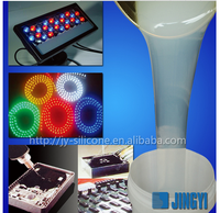 Liquid Silicone Rubber For Electronic Potting Pack