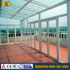 High performance glass sunroom panels for wholesale