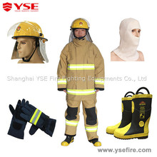 Firefighter emergency rescue equipment