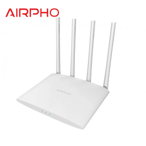 AC1200 Wireless Dual Band Gigabit WiFi Router