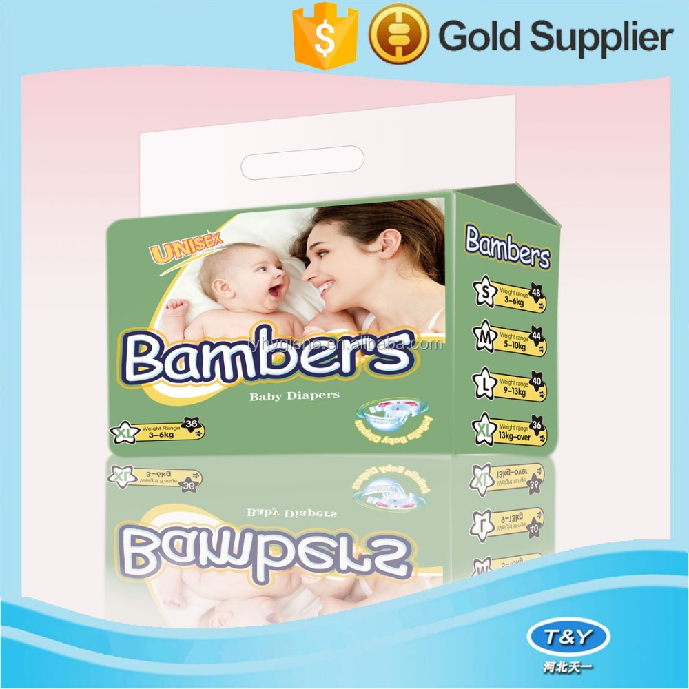 disposable adult baby style diapers Ghana/Angola market