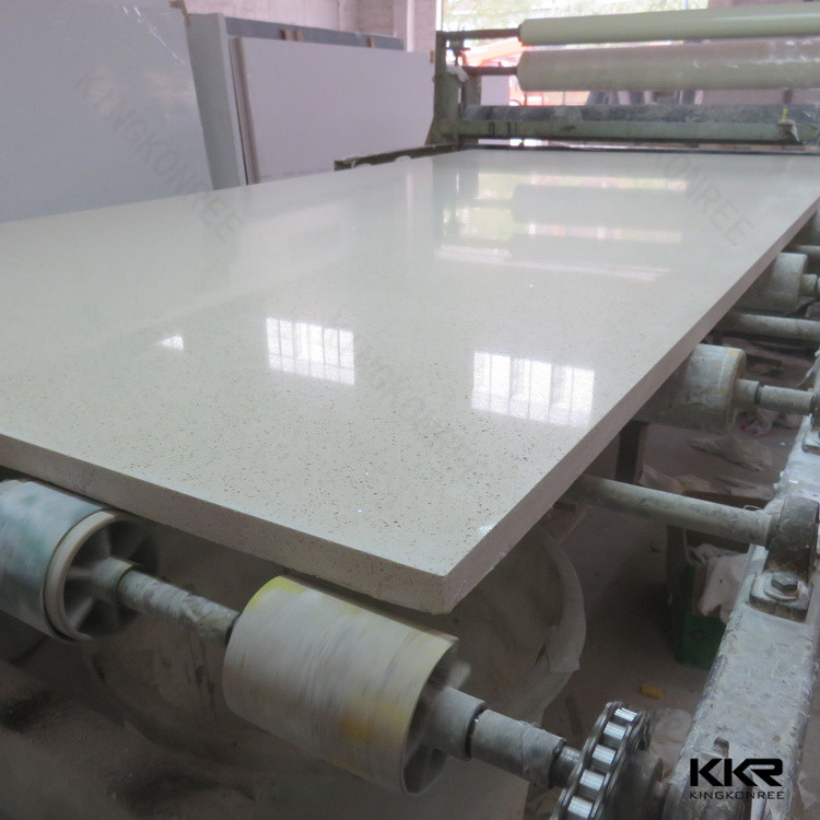 No radiation 20mm thick artificial quartz stone,engineering stone