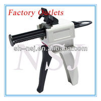 Glue gun for Corian joint adhesive in 50ml 10:1 cartridge
