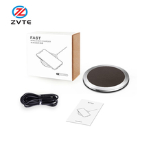 Fast Wireless Charging Pad,China Factory Leather Charging Mat Charging Station