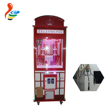 Children Play Used Cheap Gift Prize Doll Claw Crane Vending Arcade Game Machine